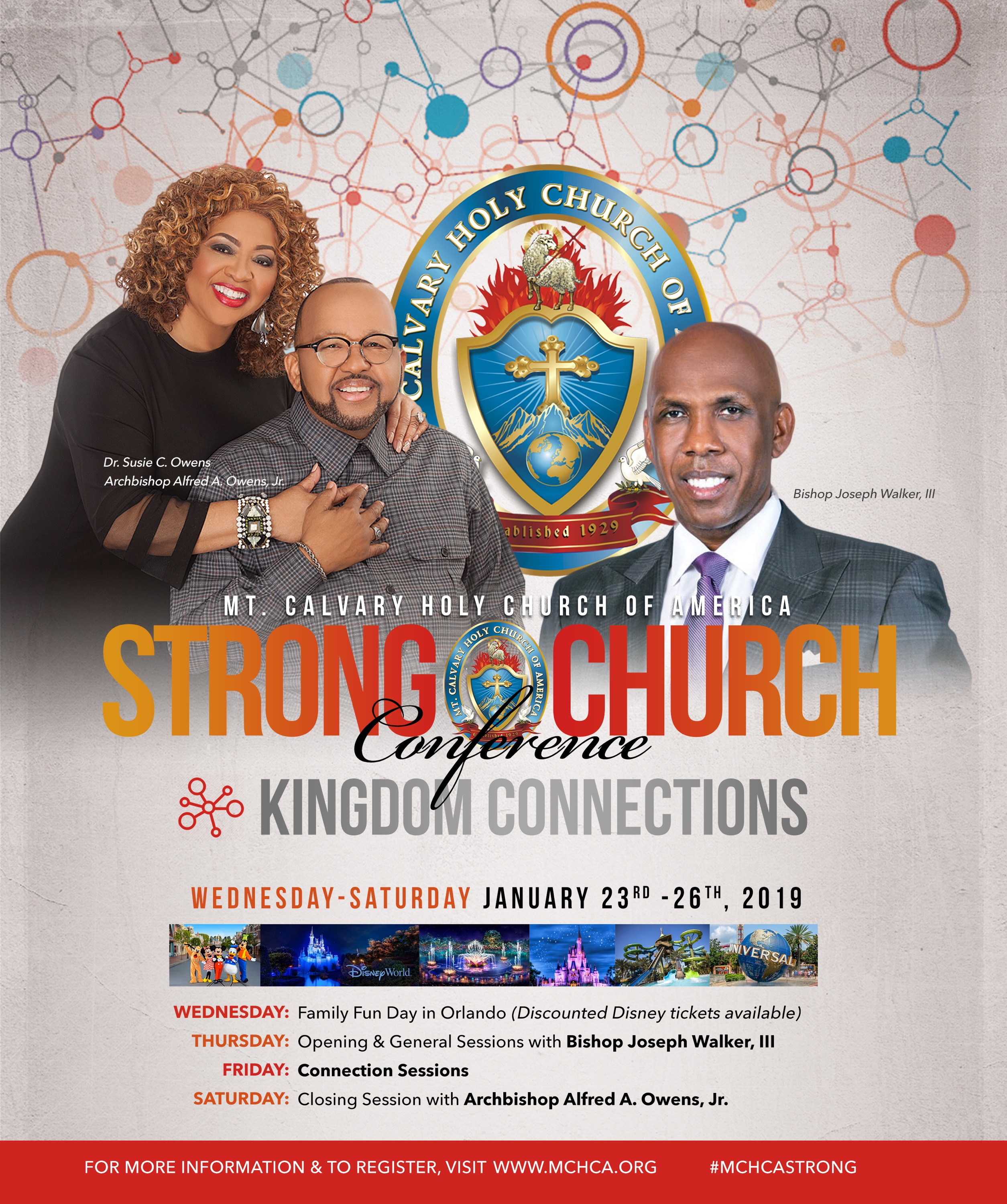 Strong Church Conference – Freedom Temple Ministries